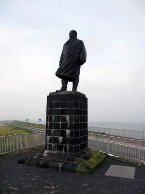 Standbeeld Ingenieur Cornelis Lely
