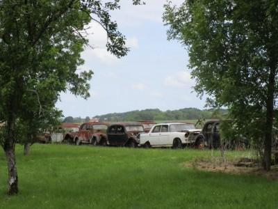 Auto kerkhof