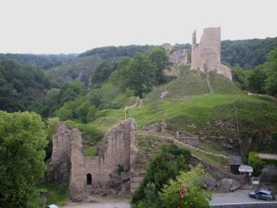 Ruïnes Crozant