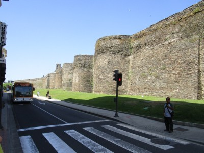 Stadsmuur Lugo