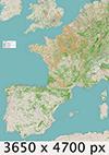 Kaart_Camino_vanuit_Nederland_icon-middel