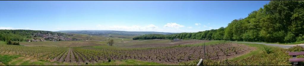 Bellevue panorama (mooie foto van Evert)