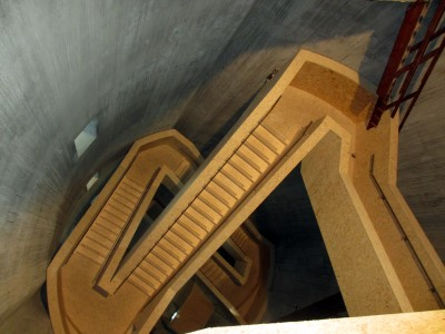Trap Watertoren Sintjansklooster