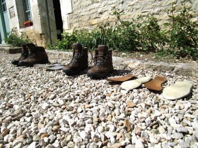 Schone schoenen