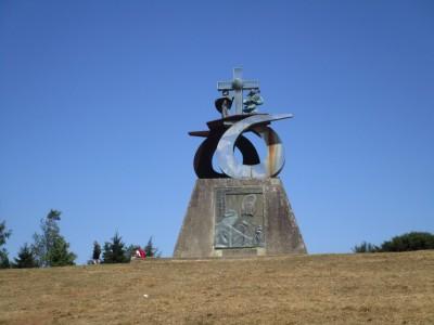 Monument Monte de Gonzo